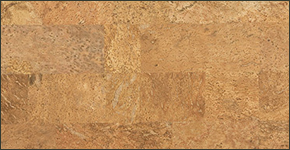 Klebekork Element rustic